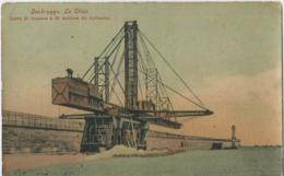 Zeebrugge - Le Titan - Lève 5 Tonnes à 50 Mètres De Distancz - Zeebrugge