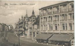 Wenduine - Wenduyne - Le Boulevard Léopold - Star 1511 - 1925 - Wenduine