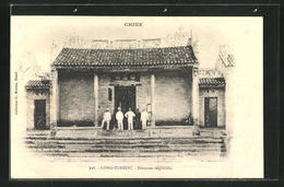 AK Long-Tcheou, Douanes Imperiales - China