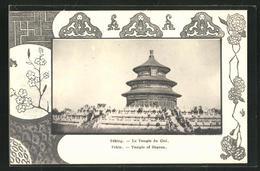 AK Peking, La Temple Du Ciel - China
