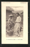 AK Yunnanfou, Marchand De Fruits, Strassenhändler Verkauft Früchte - China