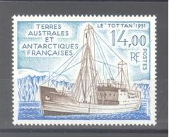 T.A.A.F. N°169 (Très Bon état, à 15% De La Cote) - Terres Australes Et Antarctiques Françaises (TAAF)