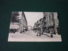Carte Postale Drome Valence Faubourg Saint Jacques Animée - Valence