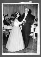 Photo Press  1962 - PRINCESS MARGARET - SIR ALEXANDER BUSTAMANTE - Personalità