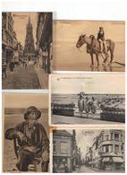 Blankenberge Blankenberghe : 100 Mooie Postkaarten - 100 - 499 Karten