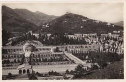AQ58 Genova, Camposanto, Panorama - RPPC - Genova (Genoa)