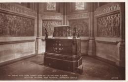 AS84 The Shrine With Steel Casket, Scottish National War Memorial, Edinburgh Castle - Midlothian/ Edinburgh