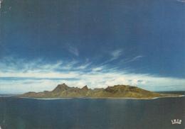 81340- MOOREA ISLAND, PANORAMA - Polinesia Francese