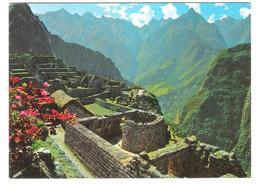 Peru - Machupicchu - Nice Stamp Timbre - Peru