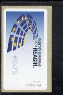 88 Europawahl ** Postfrisch, MNH, Neuf (2) - Automatenmarken (ATM/Frama)