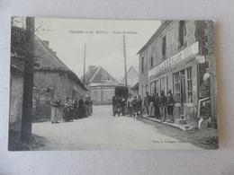 Villiers Sur Le Roule Route De Gaillon Café Billard Labbé - Andere Gemeenten