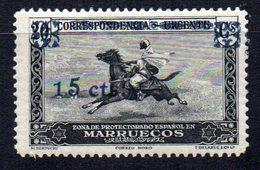 Sello Nº 166 Marruecos - Marocco Spagnolo