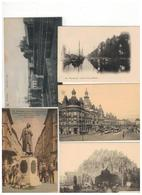 Brussel  Bruxelles : 100 Mooie Postkaarten - Cartes Postales