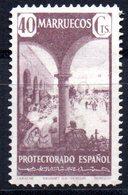 Sello Nº 239  Marruecos - Marruecos Español