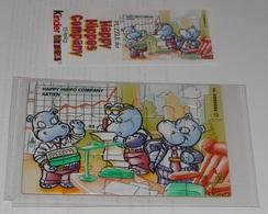 PUZZLE  KINDER SUPRISE -  HAPPY HIPPOS COMPANY - Rompecabezas