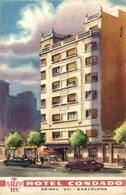 BARCELONA. HOTEL CONDADO - Barcelona