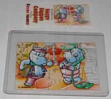 PUZZLE  KINDER SUPRISE -  HAPPY HIPPOS COMPANY - Puzzels