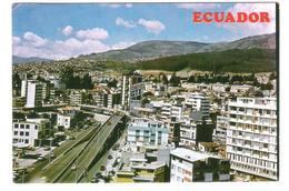 Ecuador - Quito - City View - Nice Syrian Stamp Timbre - Ecuador