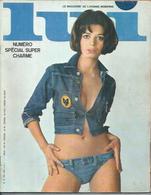 LUI  N° 29 MAI 1966 - Sans Le Poster De ASLAN  ( NUS - NUE - NU ) BARBARA BOUCHER / JULIETTE GRECO - Erotique (...-1960)
