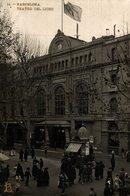 BARCELONA. TEATRO DEL LICEO. FOTOGRAFICA - Barcelona