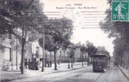 75 - PARIS 12 - Avenue Michel Bizot - Hopital Trousseau - Tramway - Arrondissement: 12