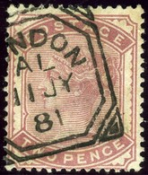Great Britain. SG #168. Used. - 1840-1901 (Victoria)