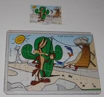 PUZZLE  KINDER SUPRISE -  K.98 Nº 82 - Puzzles