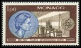 TIMBRE MONACO - 1967 - NR 732 - NEUF - Mónaco