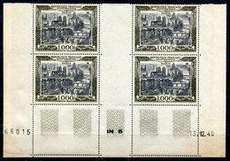 RC 13126 FRANCE PA N° 29 - 1000F PARIS COIN DATÉ 1949 COTE 900€ NEUF ** TB - Poste Aérienne
