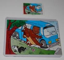 PUZZLE  KINDER SUPRISE -  K.98 Nº 81 - Puzzles