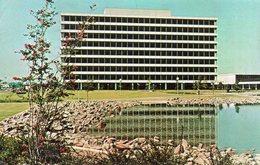 CPSM, Nasa Photo, Building Exterior,project Management Building - Houston
