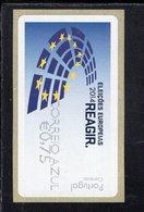 88 Europawahl Correio Azul ** Postfrisch, MNH, Neuf (5) - Automatenmarken (ATM/Frama)