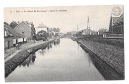 Halle Hal 22 Le Canal De Charleroi Quai Au Charbon Marevoet De Mol Bertels Collection - Halle