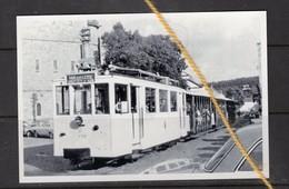REPRODUCTION HAN SUR LESSE ROCHEFORT  NAMUR TRAM - Tram