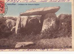 29- Goulven  Dolmen De Creach - Other Municipalities
