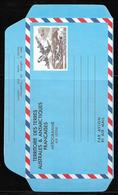 T.A.A.F.  ( TABE - 1 )  1993  N° YVERT ET TELLIER  N° AER1  N** - Enteros Postales