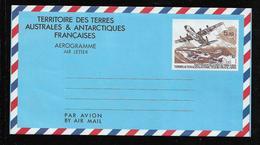 T.A.A.F.  ( TABE - 2 )  1993  N° YVERT ET TELLIER  N° AER1  N** - Enteros Postales