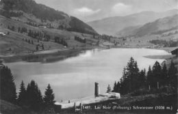 Lac Noir Fribourg Schwarzsee - Fontaine - FR Fribourg