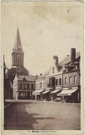 02 Hirson  Place Pasteur - Hirson
