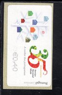 90 Europawahl ** Postfrisch, MNH, Neuf (2) - Automatenmarken (ATM/Frama)