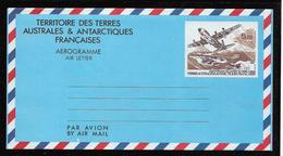 T.A.A.F.  ( TABE - 3 )  1993  N° YVERT ET TELLIER  N° AER1  N** - Enteros Postales