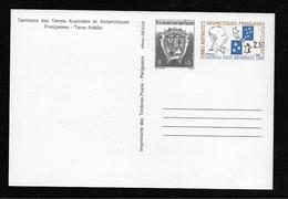 T.A.A.F.  ( TABE - 4 )  1994  N° YVERT ET TELLIER  N° 2CP  N** - Enteros Postales