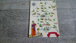 Carte Géographique  Du Laos Région Nord - Landkarten