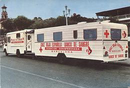 X122089 CATALUNYA BARCELONA CRUZ ROJA ESPANOLA BANCO DE SANGRE - Red Cross