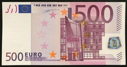 500 €  GERMANIA DUISENBERG Q.FDS ABOUT UNC R001D1  Cod.€.277 - EURO