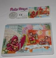 PUZZLE  KINDER SUPRISE - PINKY  PIGGYS - Puzzles