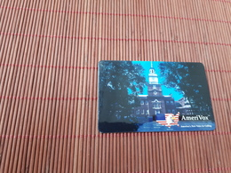 Prepaidcard Amerivox New Demo 2 Scans  Scans - Stati Uniti