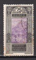 Guinée Yvert N° 69 Oblitéré Point De Rouille Lot 5-43 - Usati