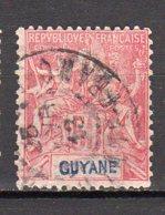 Guyane Yvert N° 40 Oblitéré Lot 5-84 - Usados