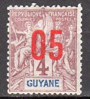 Guyane Yvert N° 67 Neuf Lot 5-94 - Nuovi